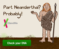23andMe Genetic Testing