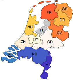 Genomes of the netherlands